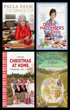 Holiday Recipes Display
