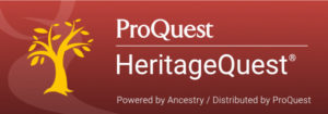 ProQuest HeritageQuest, powered by Ancestry