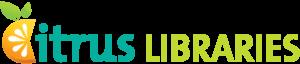 Citrus Libraries Long Logo