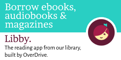 Borrow ebooks, audiobooks & magazines - Libby