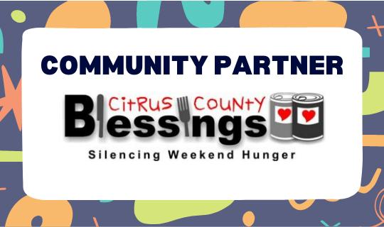 Community Partner Citrus County Blessings