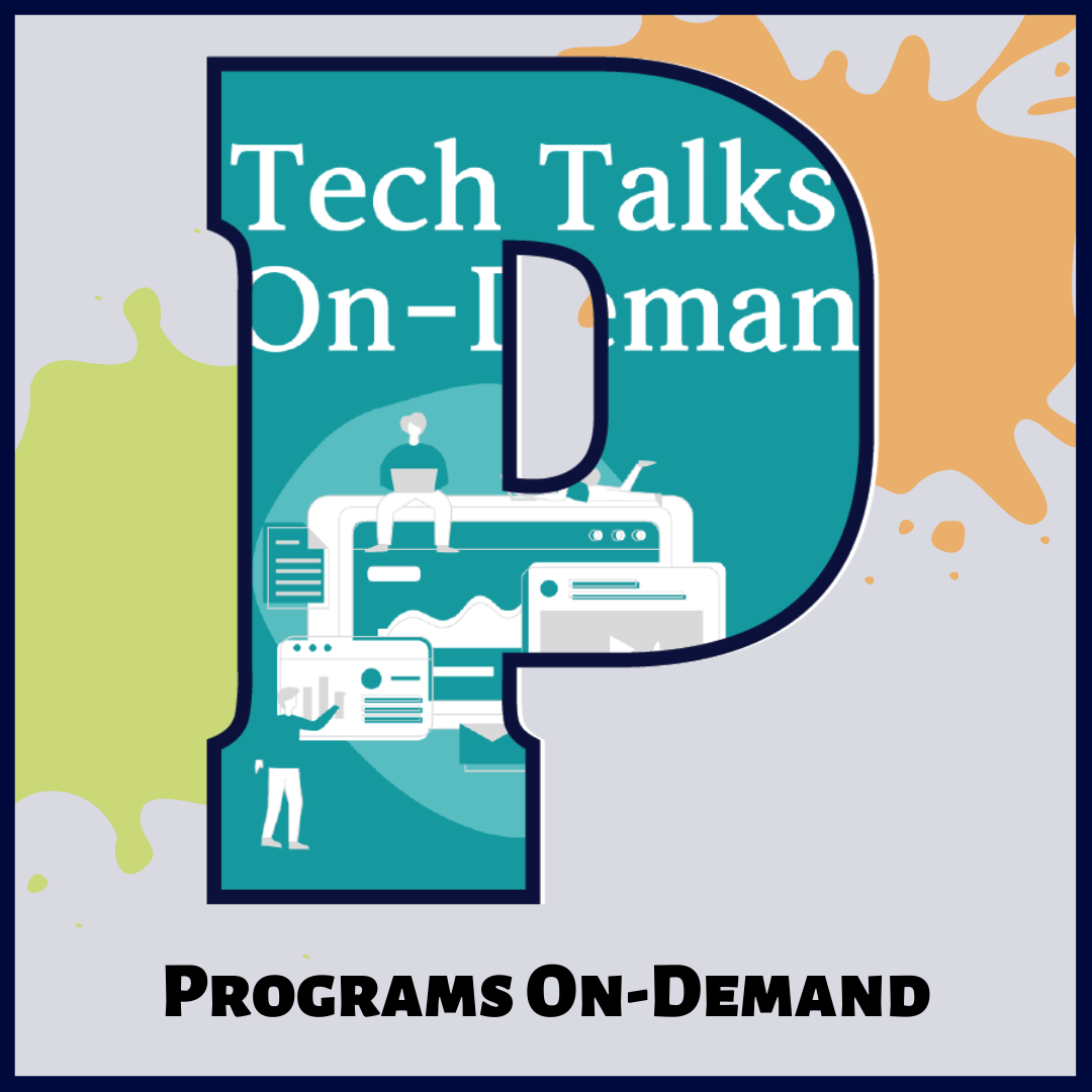 P is for Programs On-Demand