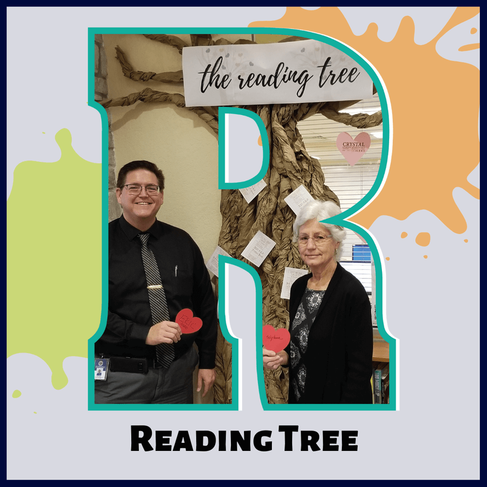 R is for Reading Tree