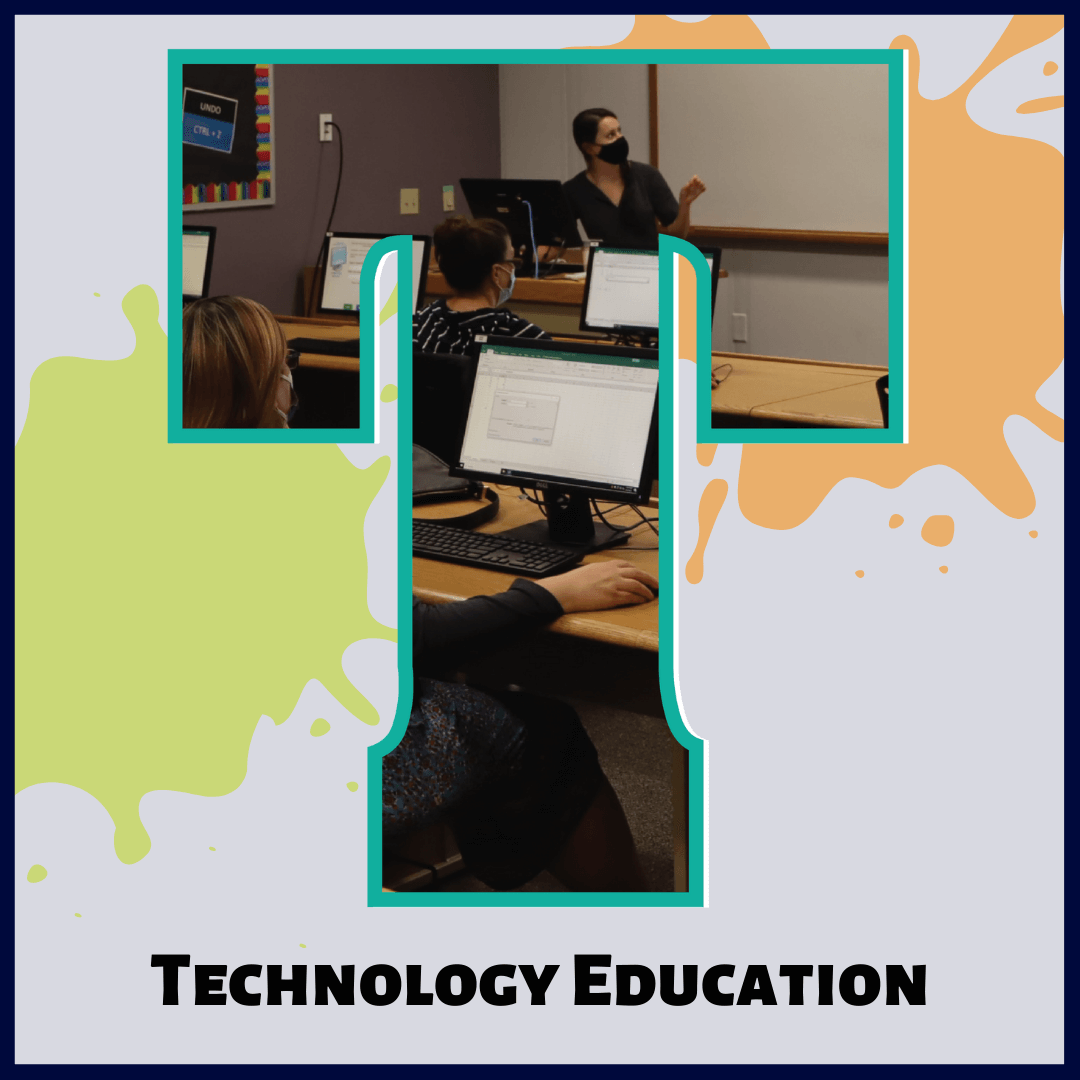 T is for Technology Education